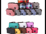 厂家直销韩版时尚休闲帆布包单肩斜跨小包包低价处理批发小布包包