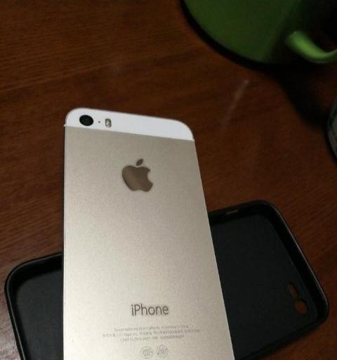 苹果5S,100%没拆过!