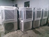 二手空調銷售 出售5匹格力柜式空調10匹美的柜式空調