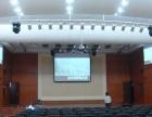 舞台灯光音响、会议、监控、广播、综合布线等工程