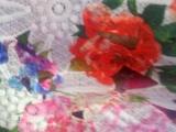 【厂家供应】水溶满幅刺绣 水溶领花印花