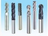 钨钢铣刀 钨钢平底刀 合金刀 铝用 钨钢球刀 4D*3*50L(