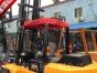 供应九成新合力5吨叉车, 二手内燃叉车,揭阳二手叉车批发