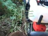供应小型植树挖坑机 便携式钻孔挖坑机