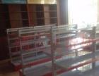 仓库货架精品货架钛合金展示柜超市货架精品母婴店货架