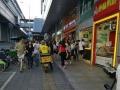 商业街临街旺铺转让,适合小吃,早餐,鸡排,类似的