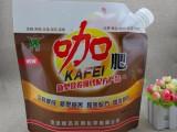 液体袋生产厂家 5公斤浓缩肥料膏体自立袋 透气不漏液吸嘴袋