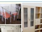 低价处理一批库存二门三门衣柜、双人床、沙发餐桌椅、写字台等家具,