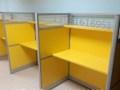 呼叫中心座席安装,电话销售坐席安装,话务桌包头办公家具厂