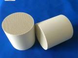 厂家供应大量现货蜂窝陶瓷蓄热体 规格齐全圆柱形铝质瓷蜂窝陶瓷