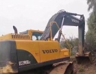 转让 挖掘机沃尔沃沃尔沃290纯土方爱车转让出售