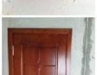柳州本地厂家直销各种中高档实木门,免费测量售后质保