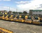 大庆二手压路机市场价格 26吨车个人急卖