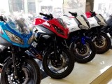 摩托车机车专卖店 仿赛跑车 赛车