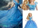 童装一件代发 欧美原单灰姑娘公主裙 一件待发女童夏季蓬蓬礼服裙