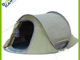 透气自动帐篷 防蚊透气帐篷 双层透气自动帐篷 双层透气速开帐篷