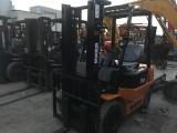 上海個人出售二手合力5噸叉車 二手合力3.5噸高門架叉車出售