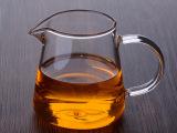 加厚耐高温耐热防爆玻璃公杯 茶具公道杯玻