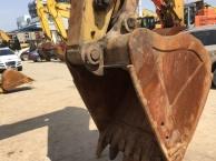 26万转让卡特325C挖掘机 二手钩机买卖 二手挖掘机交易
