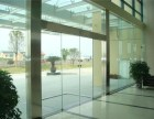 太原旺达玻璃门厂 专业安装各种玻璃门