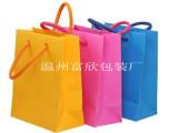 定做白卡纸礼品手提纸袋 彩色包装纸袋牛皮纸环保广告纸袋子印制