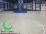 室内篮球场、pvc运动地胶施工