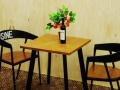销售欧美复古酒吧桌椅 咖啡厅奶茶店桌椅沙发价格优惠