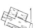 奥帆基地附近 燕岛国际公寓 精装两居室 双厅 全套急租