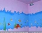 幼儿园壁画,壁画,喷绘,幼儿园彩绘