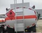 转让 油罐车江淮全新6吨江淮油罐车 手续齐全