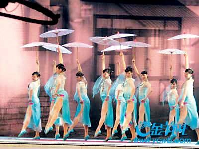 烟台暑假中国舞班!