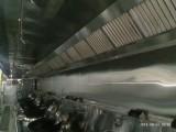 广州专业清洗饭店工厂饭堂油烟机烟罩管道风机净化器