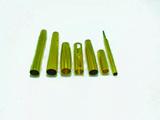 化妆笔铜铝管,一站式品牌好,信誉好的指针铜管服务,新金同