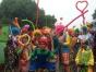 十月推荐节目杂耍小丑气球小丑弹跳龙