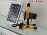 【特批】10W 充电投光灯太阳能 太阳能工作灯应急指示灯具