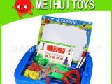 厂家直销磁力游戏组 小小建筑师 塑胶儿童玩具 字母数字智力游戏