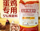 绿色无抗蛋鸡预混料 鸡饲料价格 厂家直销 一吨包邮