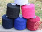 42进口彩色乳胶线橡筋线进口乳胶丝包覆纱橡筋线,42橡筋线