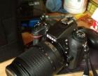 个人出售自用尼康D7200单反相机国行套机95成新