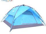 三用自动帐篷 户外野营3-4人帐篷 自动速开野外帐篷双层防暴雨