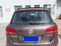 大众途锐2011款 途锐 3.0TSI 自动 V6舒适型(进口)