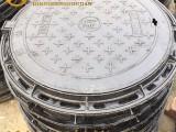 天津球墨铸铁井盖圆形方形轻型中型重型检查井盖雨水污水电力井