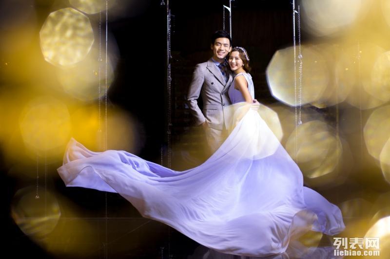 90印象摄影9周年店庆婚纱照写真超低价