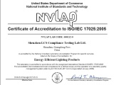 NVLAP授权实验室美国DLC认证最新优惠