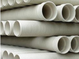 联塑管厂家一级代理低价批发 PVC-U加筋管排污排水管规格齐全