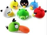 愤怒的小鸟纳米粒子玩具小鸟竹炭包 泡沫粒子娃娃公仔玩偶小礼品