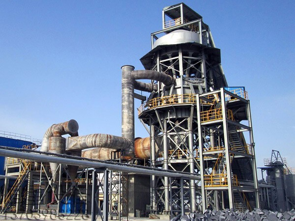 湖南祁东县环保硫铁矿回转窑日产多少 硫铁矿回转窑报价