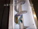 山东新兴专业生产 螺旋输送机耐磨内衬板 防腐蚀