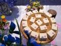 中山上承办企业年会客户答谢宴庆典自助餐烧烤围餐等