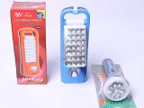 厂家直销节能LED应急照明灯 可充电地摊应急灯强光野营灯